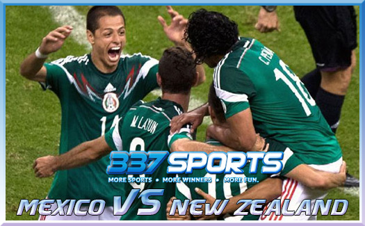 PREDIKSI SKOR BOLA MEXICO VS NEW ZEALAND 14 NOVEMBER 2013