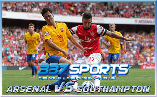 Prediksi Skor Bola Arsenal vs Southampton 23 November 2013
