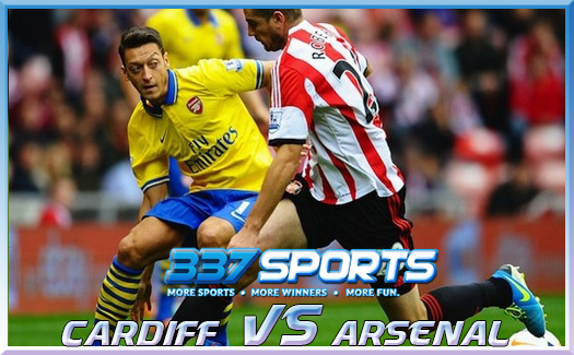 Prediksi Skor Bola Cardiff vs Arsenal 30 November 2013