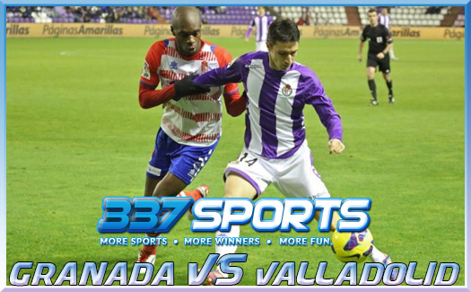 Granada vs Valladolid