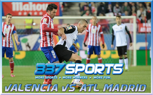 Valencia vs Atletico Madrid