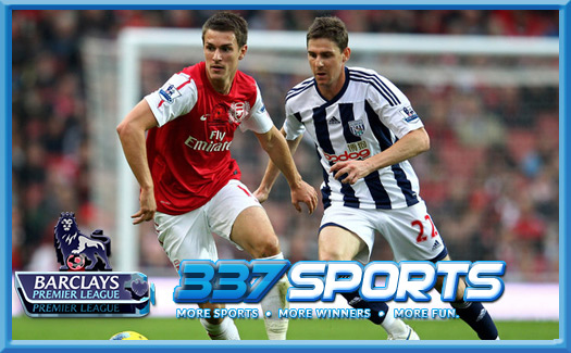 Arsenal vs West Brom Albion