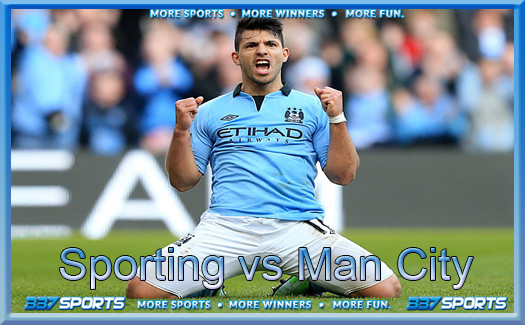 Sporting vs Manchester City