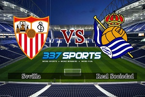 Sevilla vs Real Sociedad
