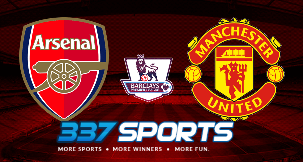 Prediksi skor Bola Arsenal VS Manchester United 23 November 2014 EPL