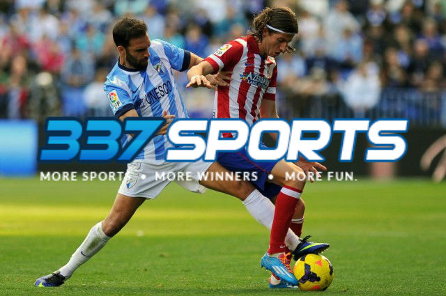 Prediksi Skor Bola Atletico Madrid VS Malaga 22 November 2014