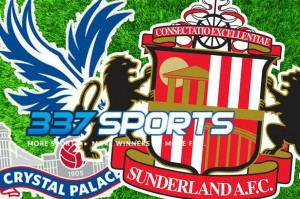Crystal palace vs Sunderland