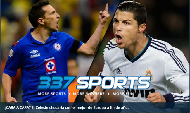 Prediksi Skor Cruz Azul vs Real Madrid 17 desember 2014