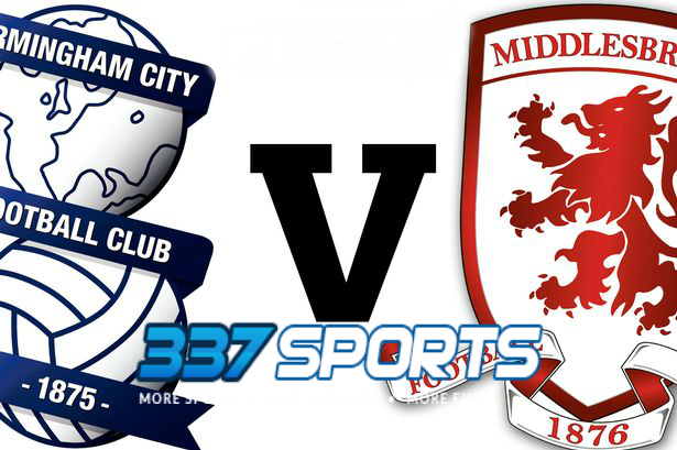 Birmingham City VS Middlesbrough337