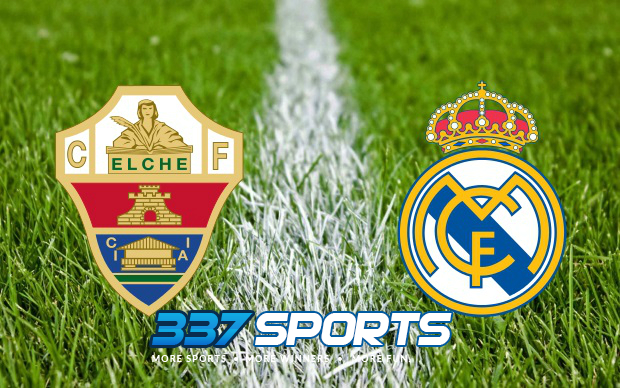 Elche VS Real Madrid