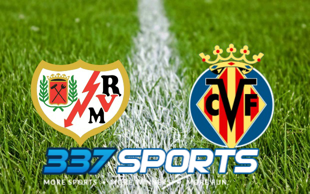 Rayo Vallecano vs Villarreal