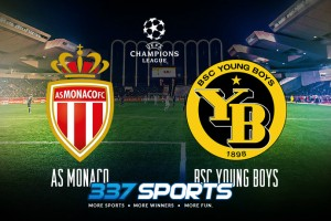 AS Monaco vs Young Boys