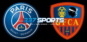 PSG vs Gazelec Ajaccio